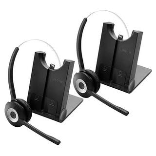 Mono Wireless Headset (2-Pack) Mono Wireless Headset