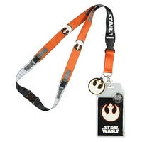 Star Wars Rebel Pilot Costume Lanyard - One Size Fits most