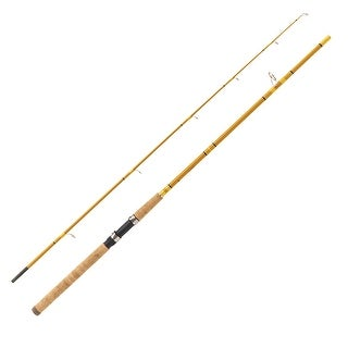 Eagle claw cg8mhs2 eagle claw cg8mhs2 crafted glass spinning rod 8' 2 pc mh
