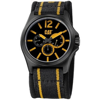 CAT mens PK16961137 DP XL Analog Watch