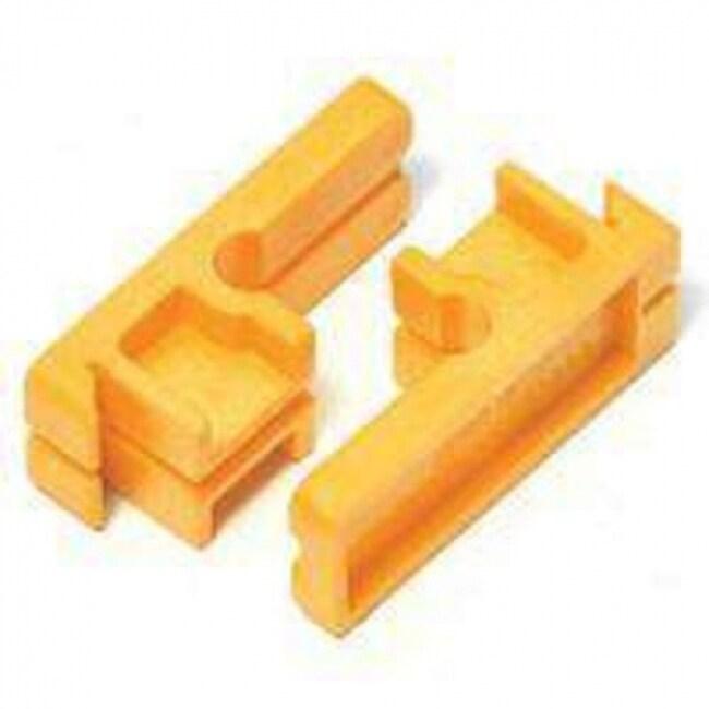 Mintcraft 31056 Line Blocks Pair, Plastic