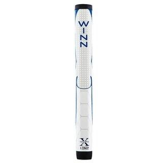 """Winn Pro X 1.32"""" Gray/Blue Putter Golf Grip"""