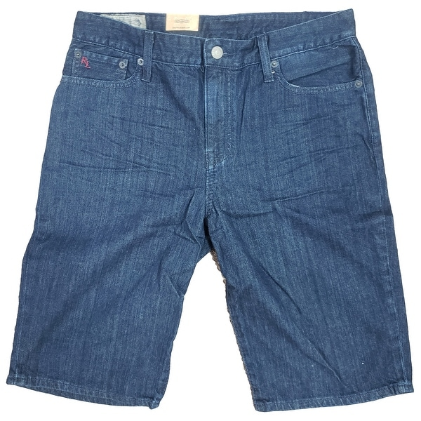 Polo Ralph Lauren Boy's Denim 100% Cotton Jean Shorts. Opens flyout.