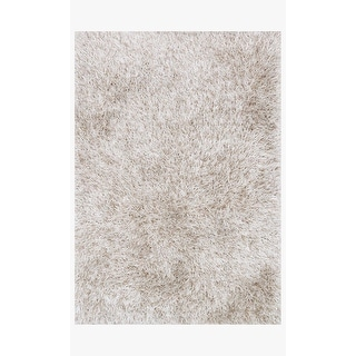 """Link to Alexander Home Rocco Hand-tufted Mid-Century Modern Plush 3"""" Shag Rug Similar Items in Shag Rugs"""