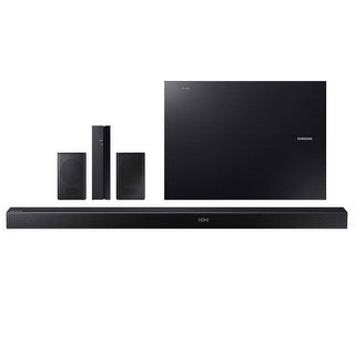 Samsung HW-KM57C 5.1 Channel 460W Soundbar with Wireless Subwoofer Manufacturer Refurbished