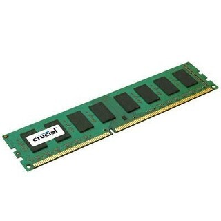 Crucial 4Gb Single Ddr3l 1600 Mt/S (Pc3l-12800) Unbuffered Udimm High Density Memory Ct51264bd160bj