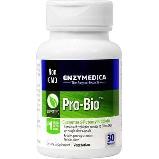 EnzyMedica Pro-Bio - 30 Capsules