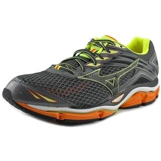 Mizuno Wave Enigma 6 Men  Round Toe Synthetic Gray Running Shoe