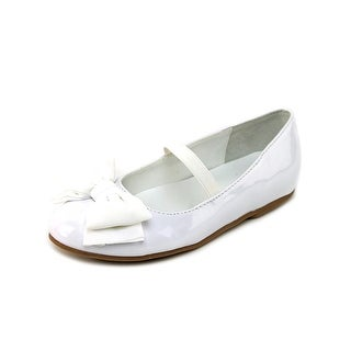 Nina Kids Danica Round Toe Synthetic Flats