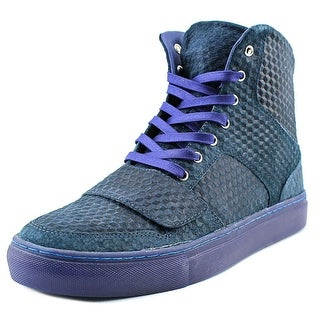 Creative Recreation Cesario X Men Round Toe Leather Sneakers