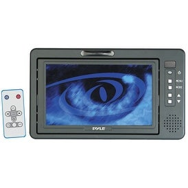 Shop 7   Wide TFT LCD Sun Visor Screen w IR Transmitter - Free Shipping  Today - Overstock.com - 15898785 3db07d20a5e