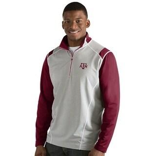 Texas A&M University Men's Automatic Half Zip Pullover