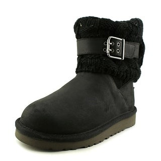 Ugg Australia Cambridge Women Round Toe Suede Winter Boot (Option: 3)