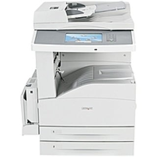 Lexmark 19Z0102 X860DHE 3 Multifunction Printer - Monochrome - 55 (Refurbished)