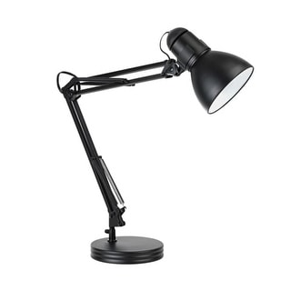 Globe Electric 5698601 Architect 1 Boom Arm Desk Lamp
