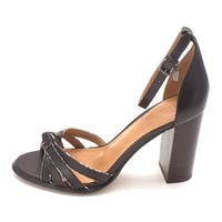 Coach Womens KIKI Open Toe Casual Ankle Strap Sandals