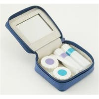 Creative Gifts International  2.5 x 3 in. Contact Lens Kit, Indigo