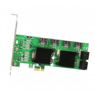 8-Port SATA III 6G PCI-E 2.0 x1 RAID Cards