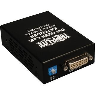 Tripp Lite B140-101X Tripp Lite DVI over Cat5 / Cat6 Extender, Extended Range Video Transmitter and Receiver - 1920x1080 at 60Hz