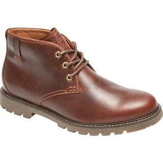 Shop Dunham Men S 8000 Mid Boot Tan Leather On Sale