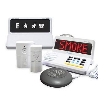 Sonic Alert SA-HA360KIT3 HomeAware Fire Safety Value Alert Package