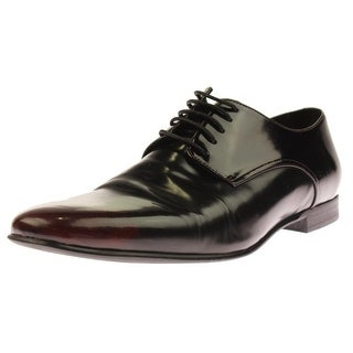 Steve Madden Mens Neves Derby Shoes Leather Ombre