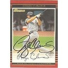 Roger Clemens New York Yankees 2002 Bowman Autographed Card  Awesome Autograph  This item comes wit