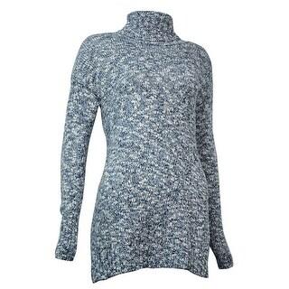 American Living Women's Marled Turtleneck Sweater