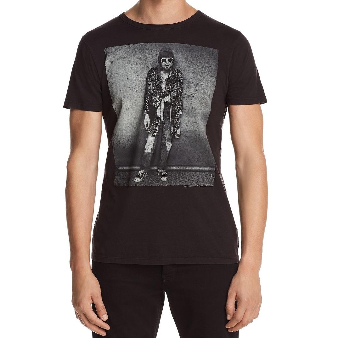 Kurt Thing Hanes Tagless Tee T-Shirt