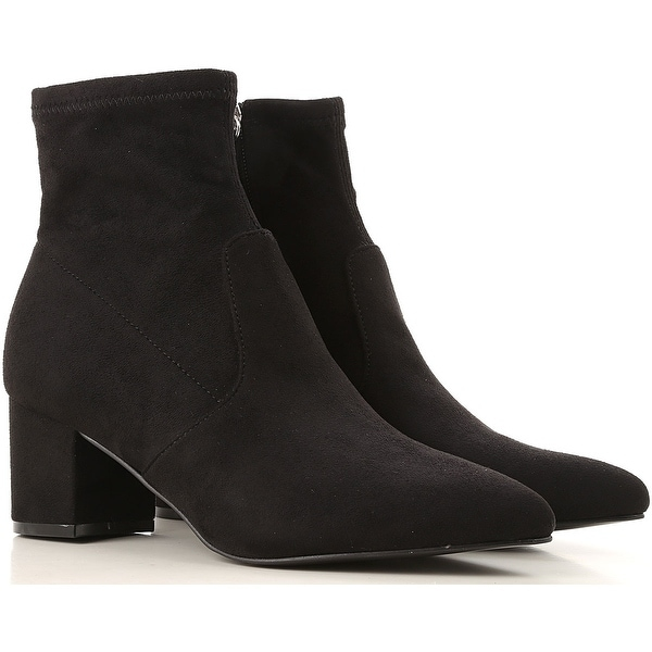 8e685b8723a Shop Steve Madden Womens Blaire Pointed Toe Ankle Fashion Boots ...