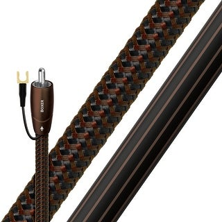 AudioQuest Boxer Subwoofer Cable - 5 meters