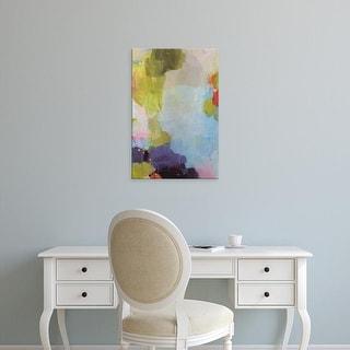 Easy Art Prints Lina Alattar's 'Velvet Skies' Premium Canvas Art