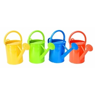Panacea 84830 Metal Traditional Painted Watering Can, 1 Gallon