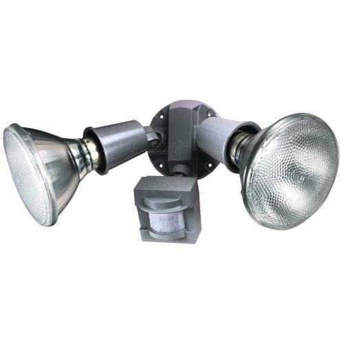 Heath Zenith HZ-5408 2 Light 110 Degree Motion Activated Security Flood Light