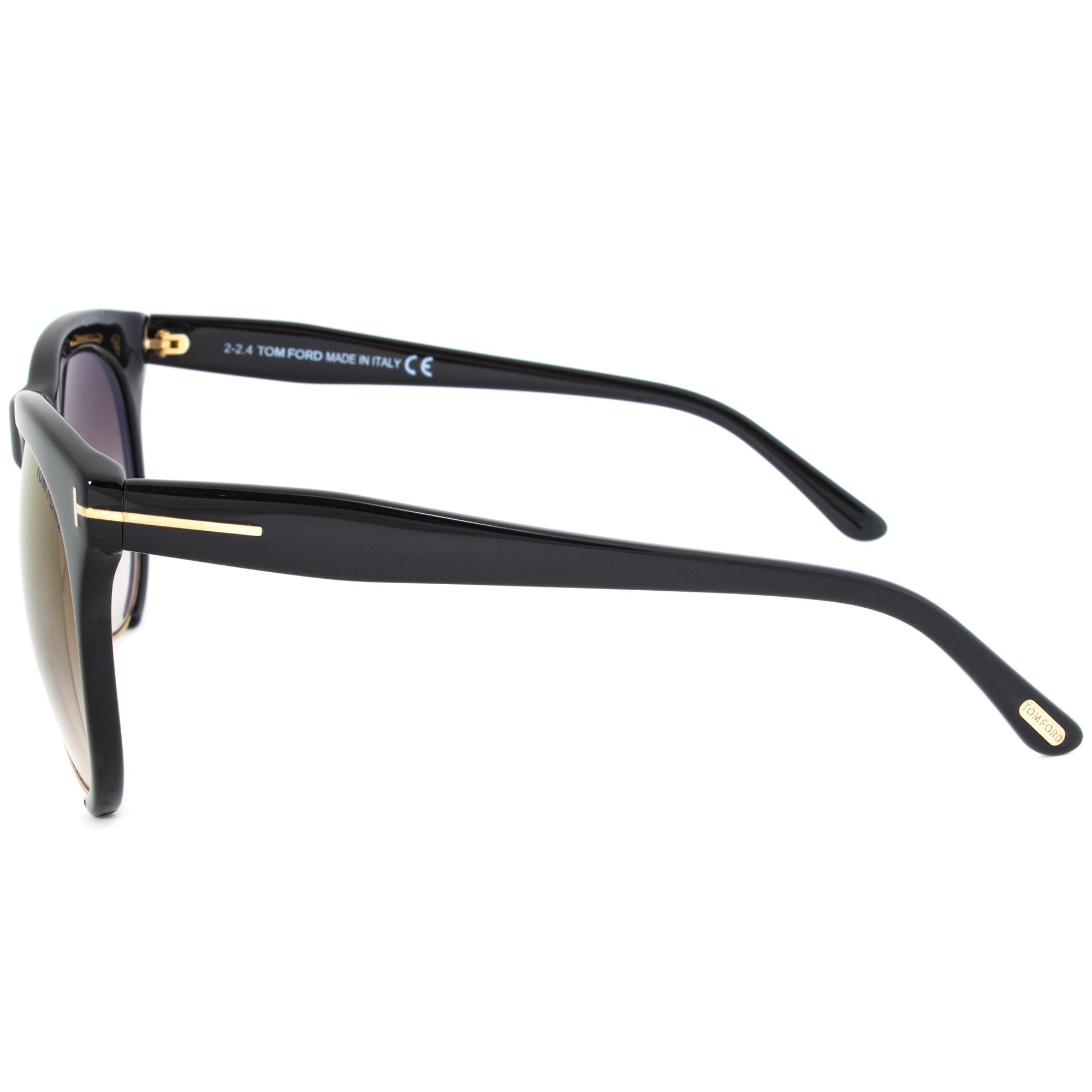 986cc6708b6 Shop Tom Ford Leona Sunglasses FT0365 01G