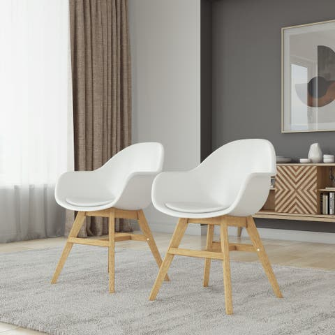 Midtown Concept Supreme 2pc Indoor Dining Chairs with Cushions