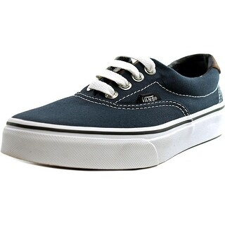 Vans Era 59 Youth Round Toe Canvas Blue Skate Shoe