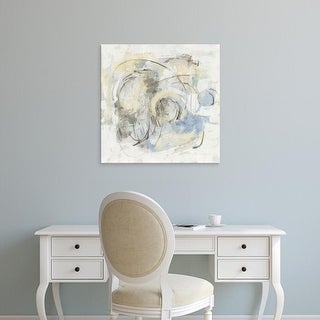 Easy Art Prints Silvia Vassileva's 'Signature' Premium Canvas Art
