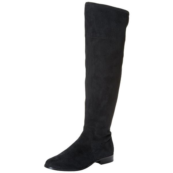 Calvin Klein Women's Rae Stretch Microfiber Slouch Boot