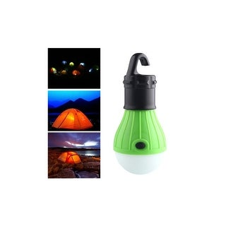 Eco Orb Battery-Powered Tent Light - Green