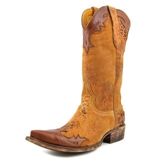 "Old Gringo Villa 13"" Women Pointed Toe Leather Western Boot"