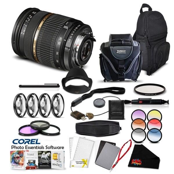 Tamron 28-75 2.8 XR AF Lens for Pentax Pro Accessory Kit - black