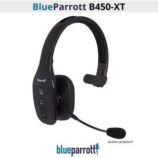 BlueParrott B450-XT Bluetooth WirelessHeadset with Voice Memo Record