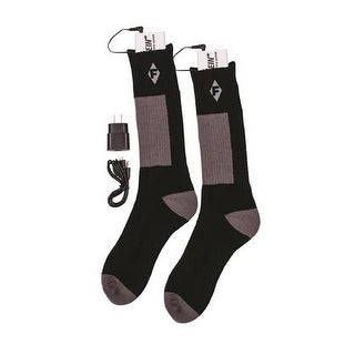 Flambeau inc f250-s heated socks - small
