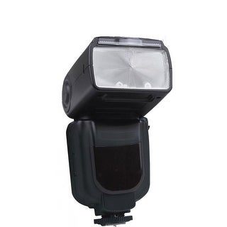 PLR GN58 Wireless Power Zoom Bounce & Swivel Flash With LCD
