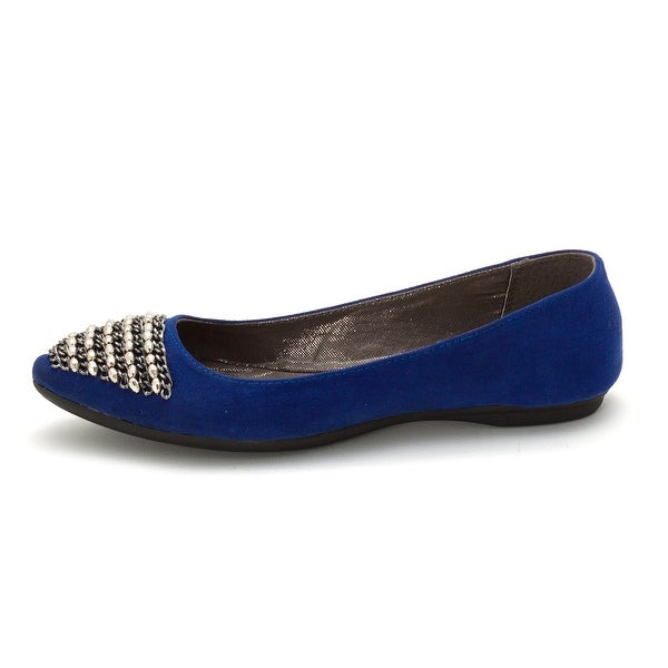 Style & Co. Womens Slyder Pointed Toe Loafers - 5.5