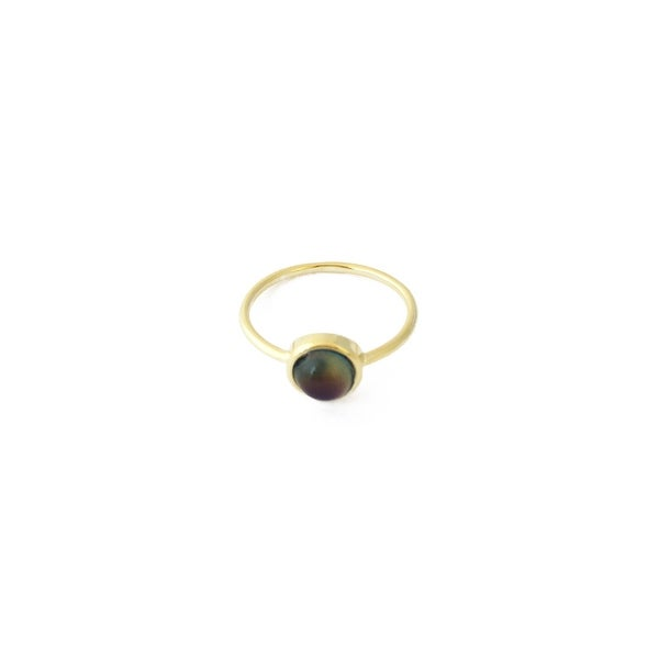 Honeycat Mini Mood Ring