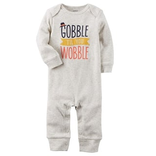 Carter's Baby Boys' Gobble Til You Wobble Jumpsuit, 3 Months|https://ak1.ostkcdn.com/images/products/is/images/direct/99c1aeca72761313202bd39469b683c870419010/Carter%27s-Baby-Boys%27-Gobble-Til-You-Wobble-Jumpsuit%2C-3-Months.jpg?impolicy=medium