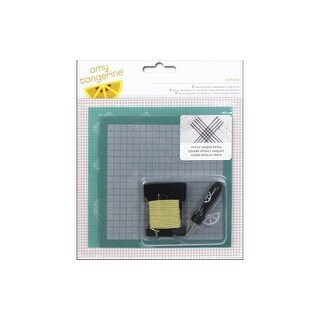 AMC AT Stitched Embroidery Kit Oxford