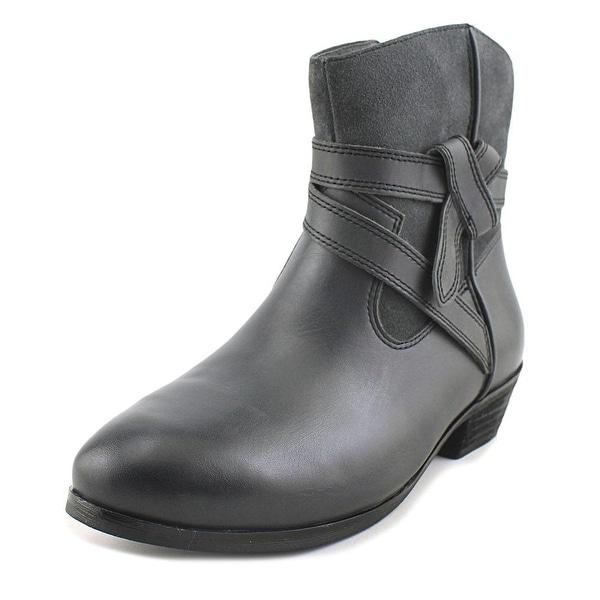 Softwalk Roper Dark Grey Boots
